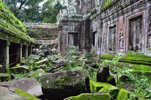 BeangMalea-Temple,Siem-Reap-Temple